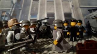 WW2 Lego Battle of Budapest 1944
