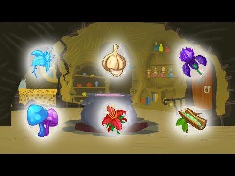 My Little Pony Game - Todos Los Ingredientes De Tótems