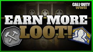 Earn More Supply Drops, Armory Credits, & Social Score in CoD WW2!
