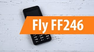 Распаковка Fly FF246 / Unboxing Fly FF246
