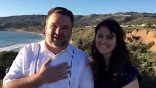 Wedding Officiant review and testimonial founders park