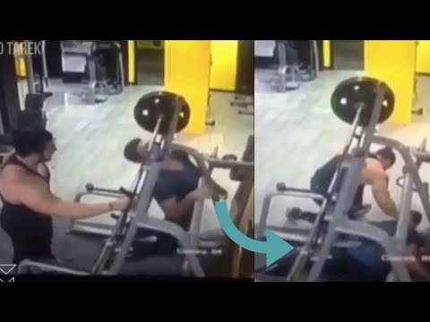He Fainted in the gym While doing Shoulder Press