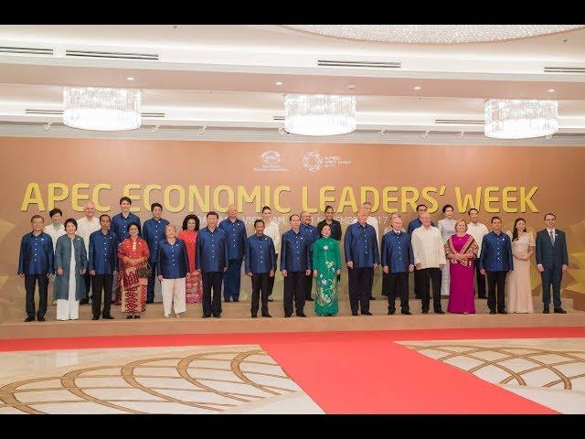 Tại hội nghị APEC, ông Tống Sở Du và ông Tập Cận Bình gặp nhau, chào hỏi ít nhất 2 lần