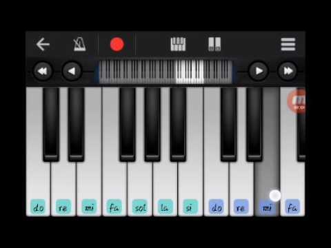 Not Piano/Pianika || viera kesepian walk band