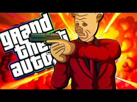 GTA 5 BUTT STUFF!