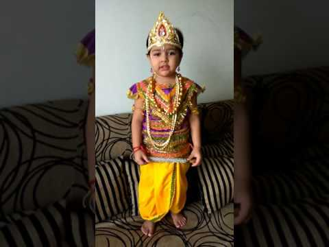 Hiranshi Rathore as Krishna