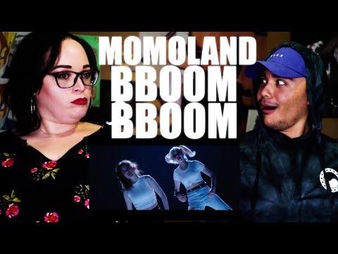 MOMOLAND - BBOOM BBOOM MV Reaction [JREKML]