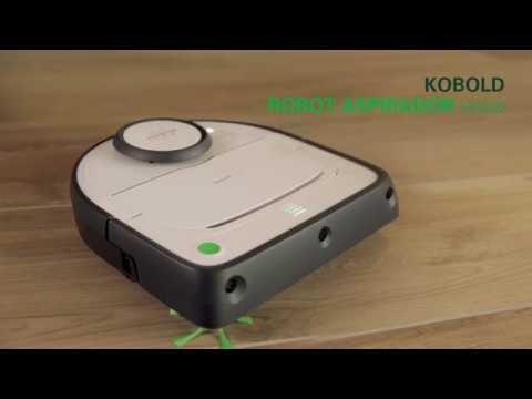 Kobold Robot Aspirador VR300: Resultado excepcional controlado desde smartphone