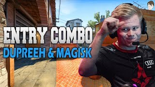 Why Magisk & Dupreeh are Such a Deadly Entry Duo