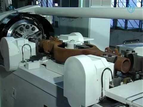 100Ton Friction Welding Machine