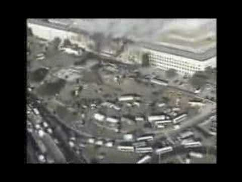 Reporter Describes Cruise Missile Hitting The Pentagon