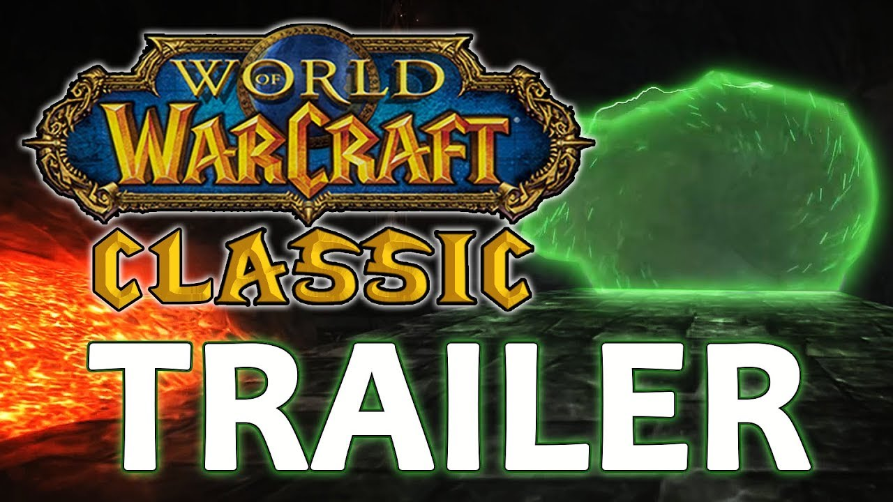 Classic WoW Trailer - Unofficial - Hurricane Edit