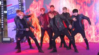 Video 170325 BRUTE cover BTS - Spring Day (봄날) + FIRE + Not Today @ SHOW DC K-Pop Cover Dance (Final) download MP3, 3GP, MP4, WEBM, AVI, FLV Maret 2018