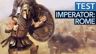 Das Volk ist ein mieser Verräter - Imperator: Rome im Test