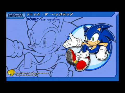 Sonic the Hedgehog Character Themes - Part 1