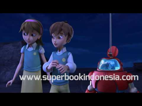 Superbook Indonesia - Kisah Abraham Dan Ishak (part6)