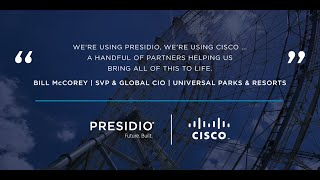 Testimonial | Bill McCorey, SVP & Global CIO, (NBC) Universal Parks Resorts | CIO Summit 2019