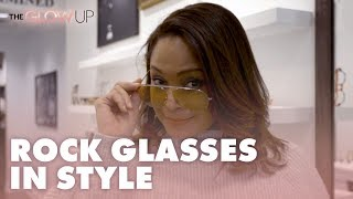 This Is How to Rock Glasses  | The Glow Up