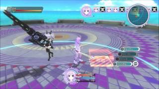 PS3 Hyperdimension Neptunia mk2 Uni Battle