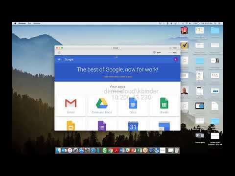 New Citrix Workspace App Demo Video