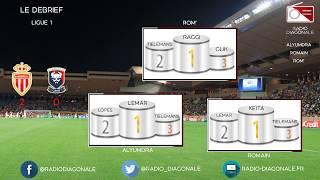 Le Débrief - Ligue 1 - J10 Monaco/Caen (2-0)