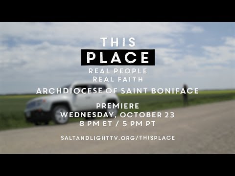 St. Boniface Episode Promo | This Place: Real People Real Faith