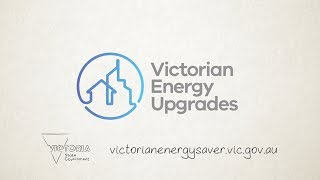 Victorian Energy Upgrades - Overview