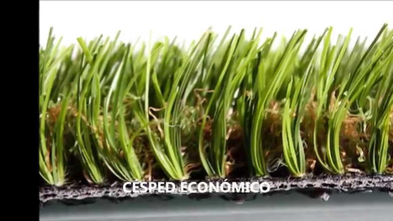 C sped artificial econ mico en sevilla youtube - Cesped artificial economico ...