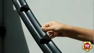 видео клыки на бампер лансер 10