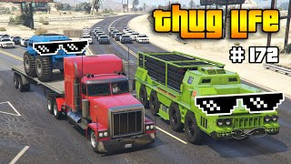 GTA 5 THUG LIFE AND FUNNY MOMENTS (Wins, Stunts and Fails #171)