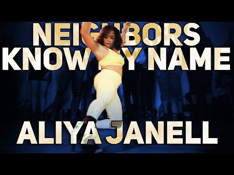 Neighbors Know My Name | Trey Songz | Aliya Janell Choreography | Queens N Lettos