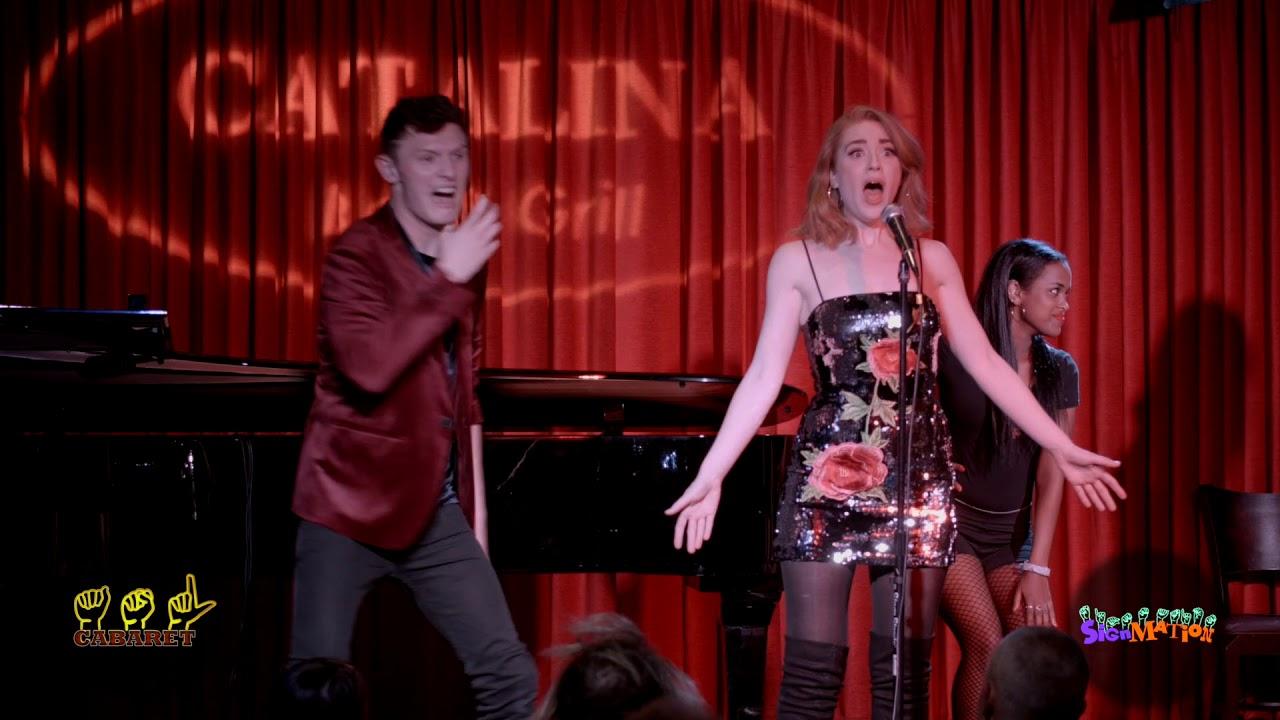 """All That Jazz ""  ASL Cabaret (Opener)"