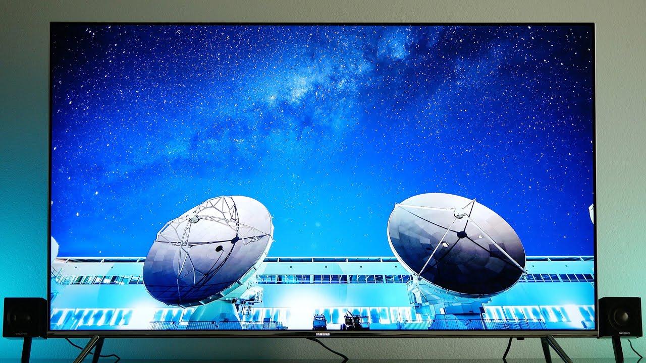 samsung ks8000 8 series 4k hdr tv review youtube. Black Bedroom Furniture Sets. Home Design Ideas