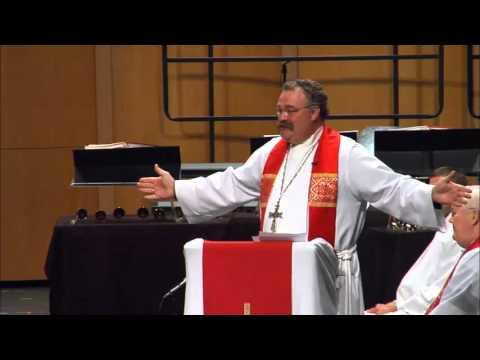 LCMS President, The Rev. Dr. Matthew Harrison