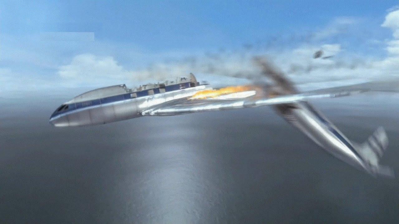 BOAC Flight 781