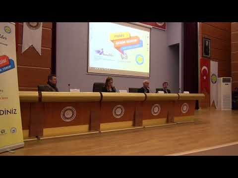 Göbeklitepe 2019 Şanlıurfa Sergi Panel Ve Ödül Töreni