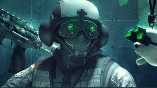 Rainbow Six Siege Jager Splinter Cell Bundle Covert Set Gameplay