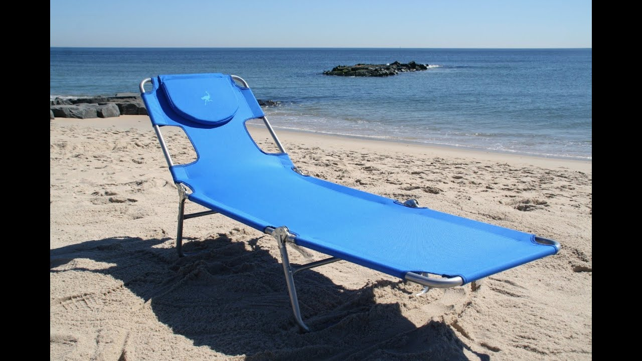 Beach lounge chair portable - Beach Lounge Chair Portable 58