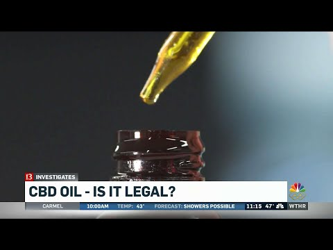 Is CBD oil legal?