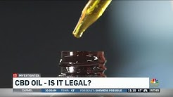 Is CBD oil legal?
