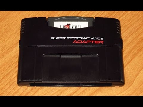 RetroBit Super Retro Advance Adapter Review - Play GBA Games On Your SNES!