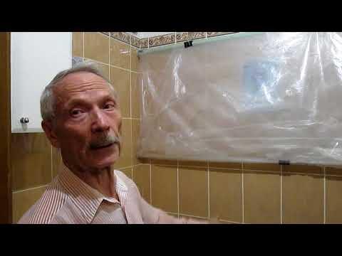 Парилка в ванне Руководство Часть 1