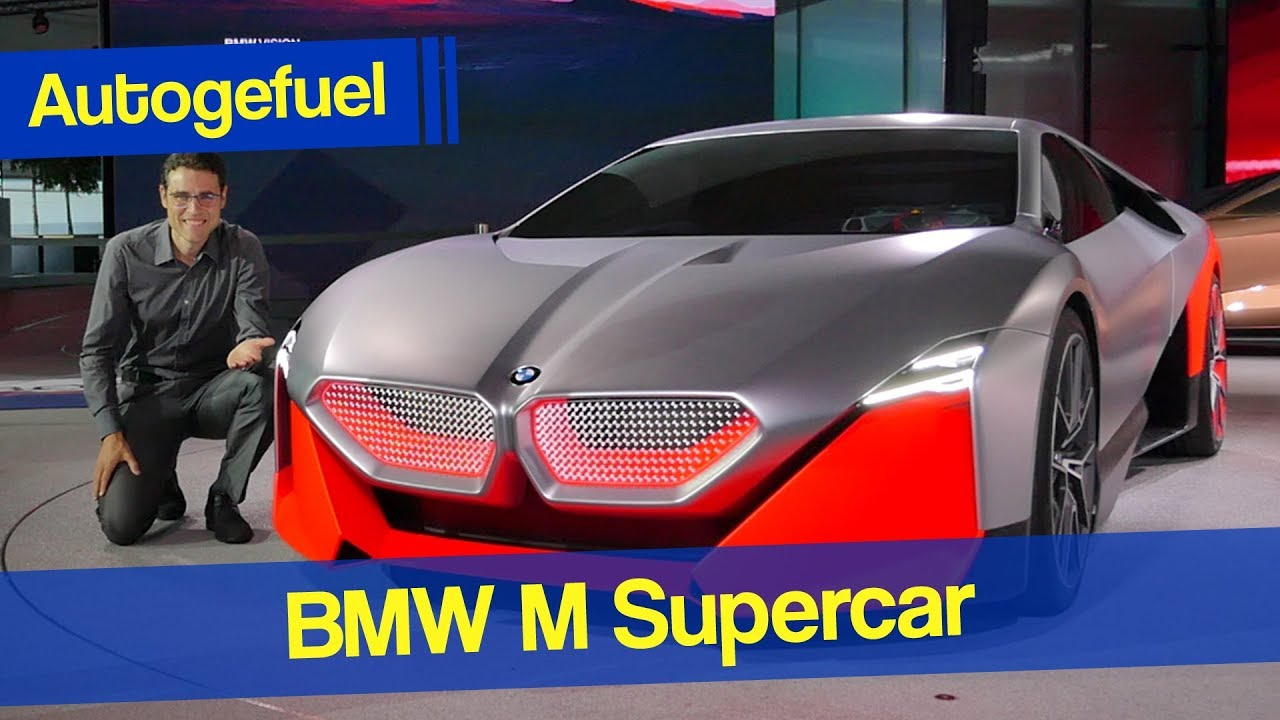 BMW Vision M Next - Autogefuel