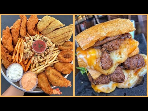 SO YUMMY | THE MOST SATISFYING FOOD VIDEO COMPILATION | TASTY FOOD | Awesome Food Compilation