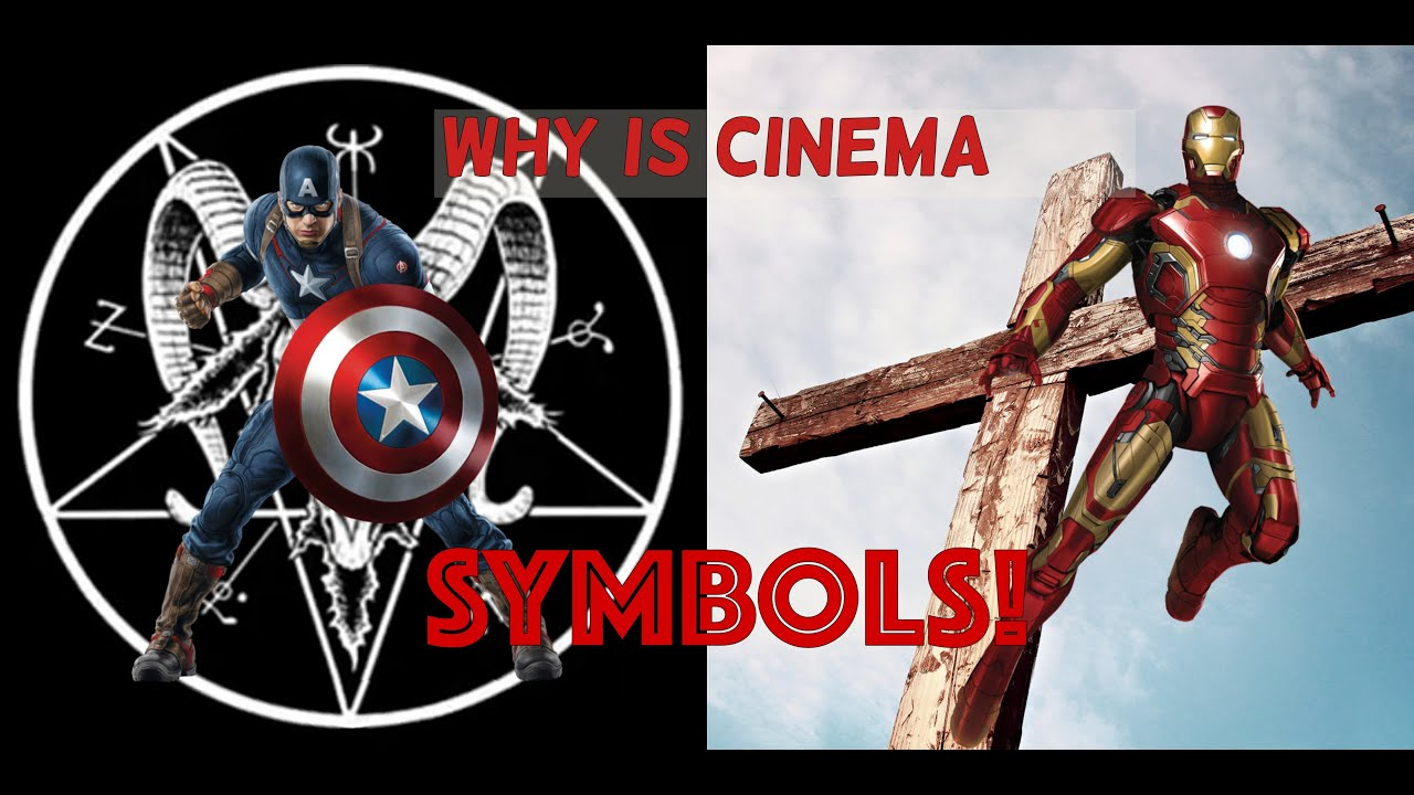 why is cinema symbolism in marvel films video essay