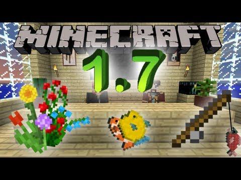 """Minecraft 1.7.0 Update: Was ist neu? [GERMAN][HD] """"World Generator Update"""""""