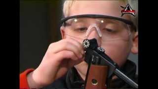 Обучение детей стрельбе (ИБИС, Киев)