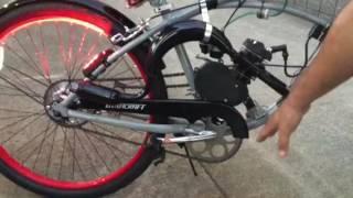 revoLution Motor Bikes Custom Dynacraft Malibu