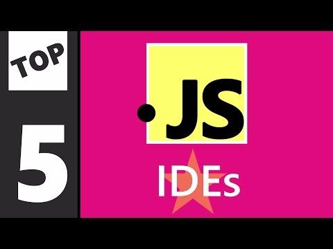 Top 5 IDE/Editors for Javascript/Web Development 2017
