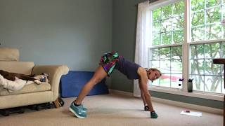 Fit With Deb: Easy Abs Workout 1
